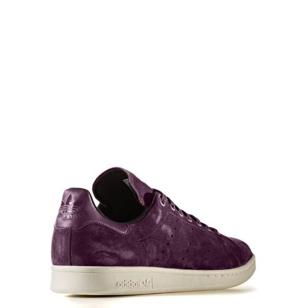 adidas Originals STAN SMITH Damen Weiß/Weiß/Rosa cq2823