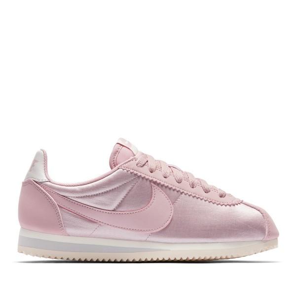 Nike Damen Klassisch Cortez Nylon Rosa/Rosa-Grau 7...