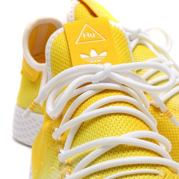 adidas Originals Pw Hu Holi Tennis Hu Gelb/Weiß/Weiß da9617