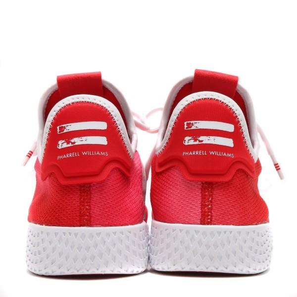 adidas Originals Pw Hu Holi Tennis Hu Rot/Weiß/Weiß da9615