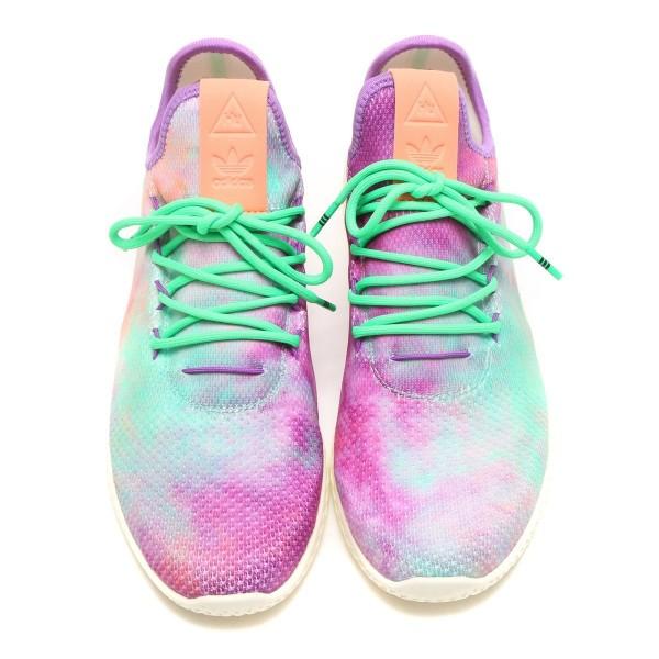 adidas Originals Pw Hu Holi Tennis Hu Mc Chalk Coral/Supplier Color/Supplier Color ac7366