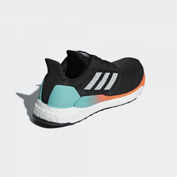 Adidas Solar Boost Schwarz/Teal Herren Laufen Schuh CQ3168