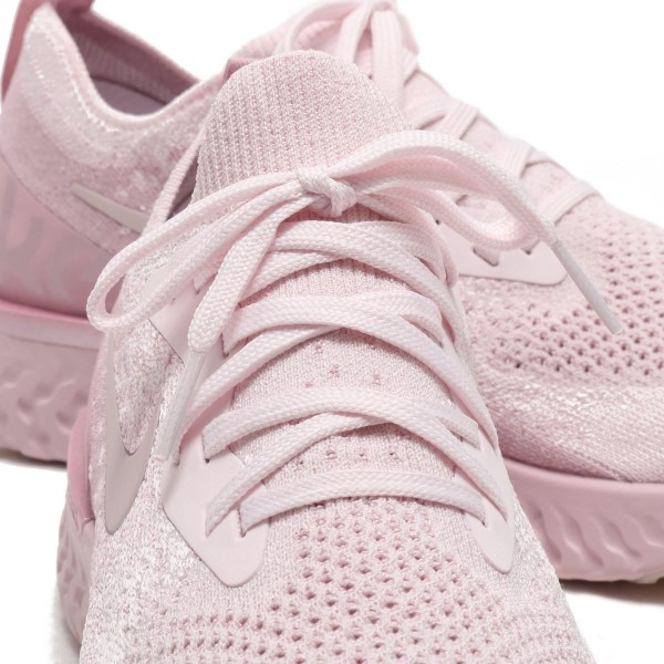 Nike Epic React Flyknit Rosa/Rosa-Rosa aq0067-600/aq0070-600