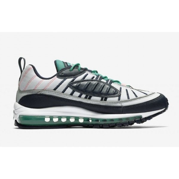 Nike Air Max 98 South Beach Herren Lebensstil Schu...