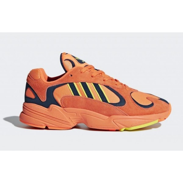 Adidas Yung-1 x Dragon Ball Z Orange GoKu B37613