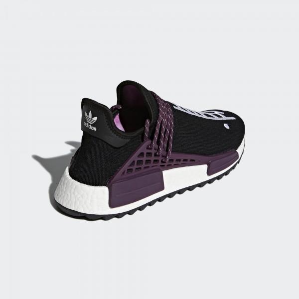 adidas Pharrell Williams Hu Holi NMD MC Schuhe Schwarz AC7033