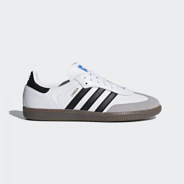 Adidas Samba OG Weiß B75806