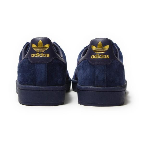 adidas Originals CAMPUS Blau/Blau/Gold cq2045