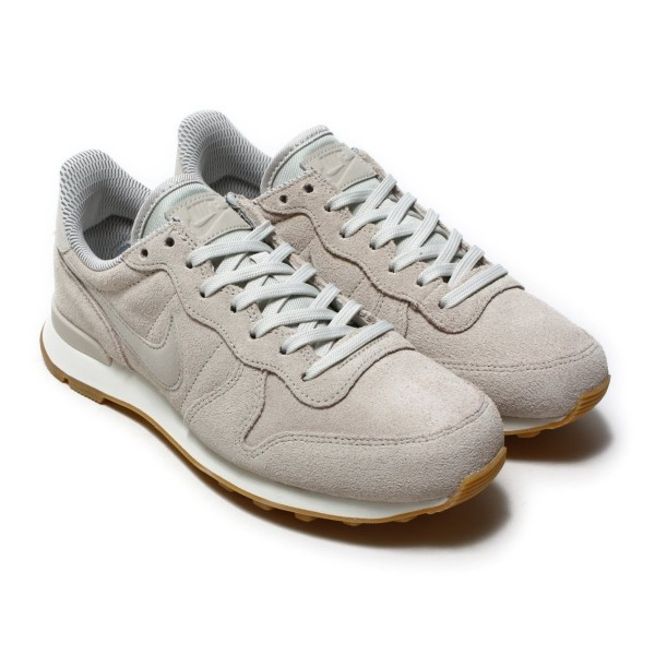 Nike Damen Internationalist Se Grau/Grau-Beige-Beige 872922-004