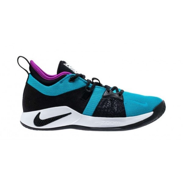 Nike PG 2 'Blau/Lila/Schwarz' AJ2039-402