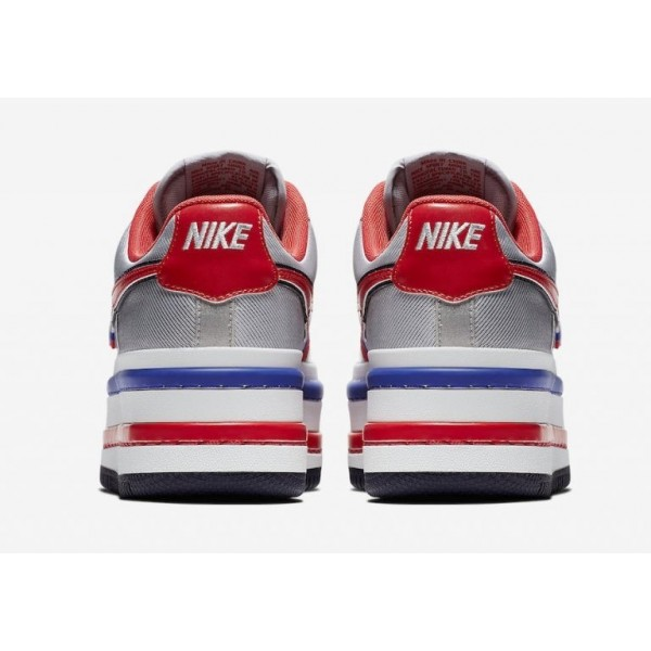 Nike Vandal Surprise 2k Silber Rot Blau Damen AO2868-001