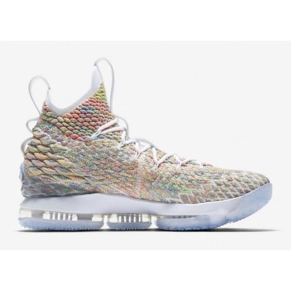 Nike LeBron 15 'Fruity Pebbles' 897648-900