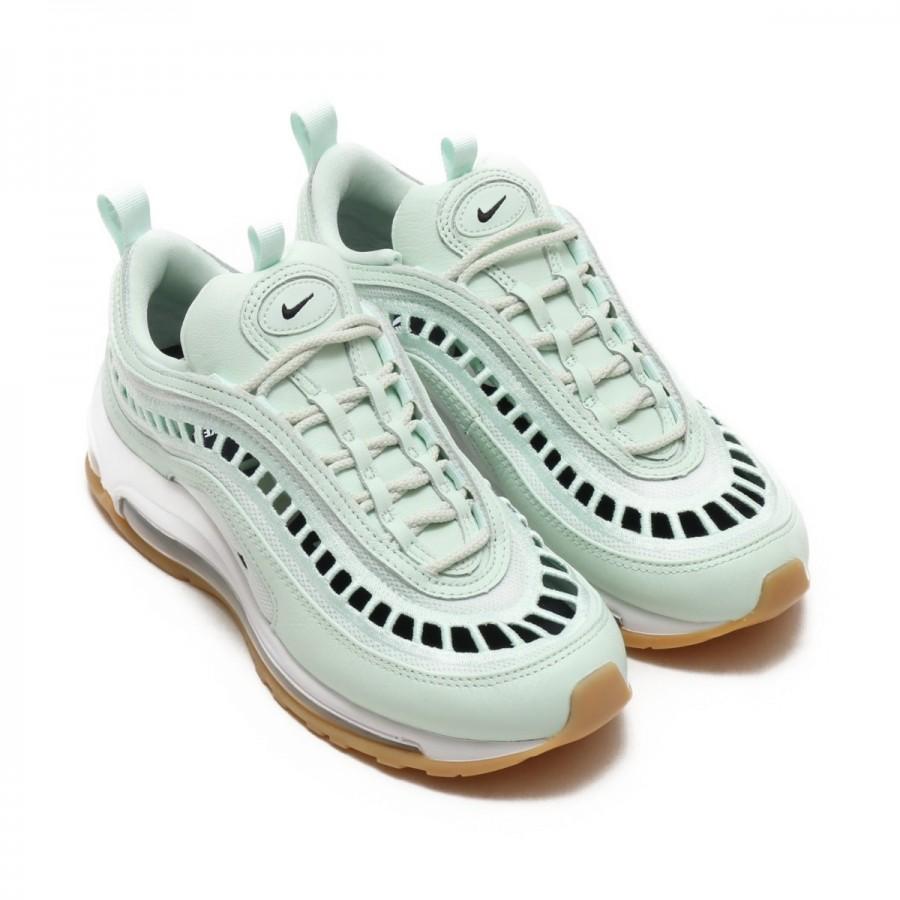 Nike Air Max 97 UL '17 Ultra Braun Weiß Damen