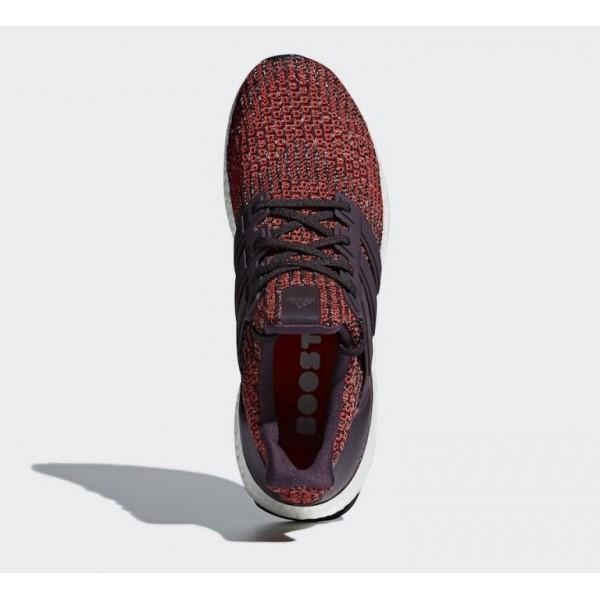 adidas Ultra Boost Herren Laufen Schuhe Rot/Schwarz CP9248