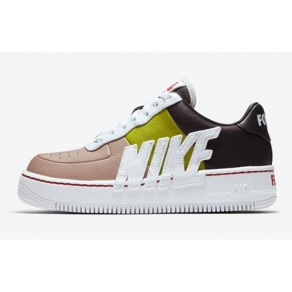 Nike Air Force 1 Upstep Multi Damen 898421-602