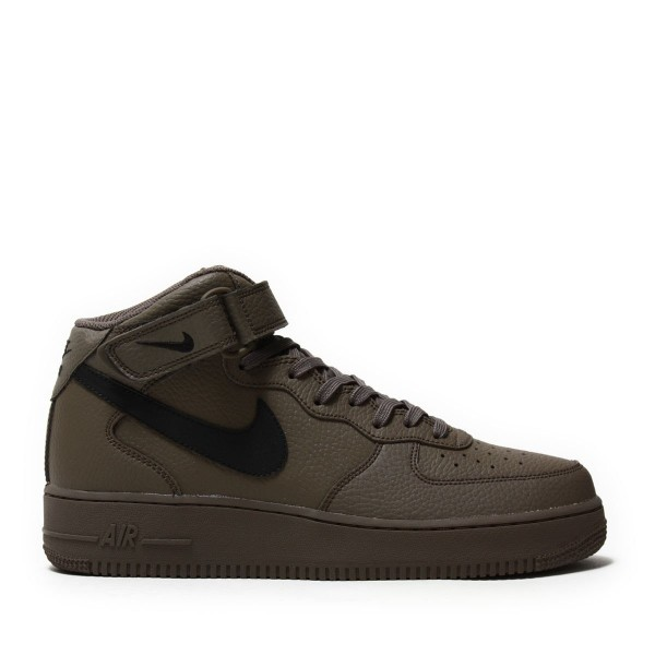 Nike Air Force 1 Mid '07 Braun/Schwarz-Braun 31512...