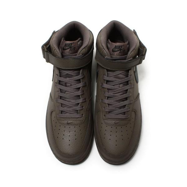 Nike Air Force 1 Mid '07 Braun/Schwarz-Braun 315123-205