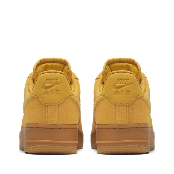 Nike Damen Air Force 1 '07 Se Gelb/Gelb 896184-700
