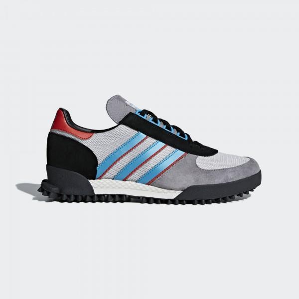adidas Marathon TR Grau/Weiß/Schwarz B28134