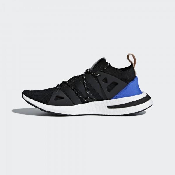 adidas Originals Arkyn Damen Schwarz Blau Laufen Schuhe CQ2749