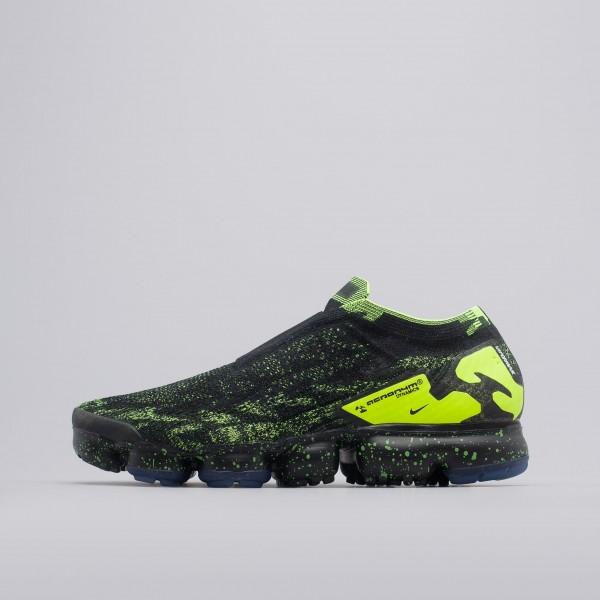 Nike X Acronym Air Vapormax Fk Moc 2 In Schwarz/Ge...