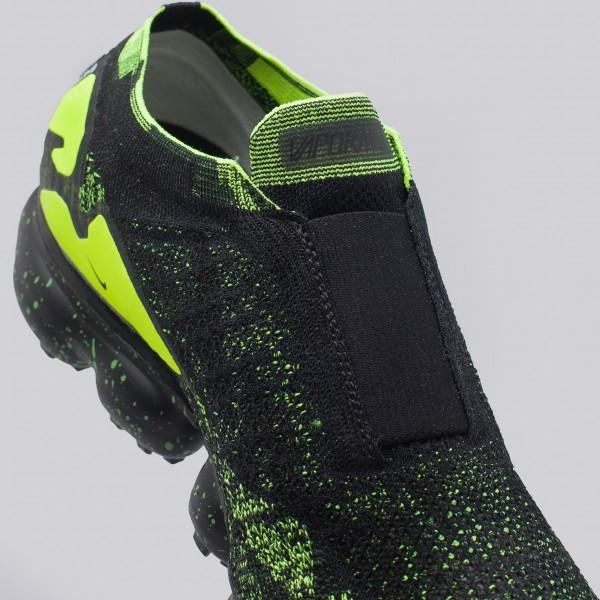 Nike X Acronym Air Vapormax Fk Moc 2 In Schwarz/Gelb AQ0996-007