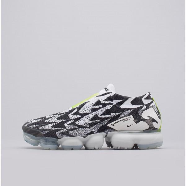 Nike X Acronym Air Vapormax Fk Moc 2 In Grau/Gelb ...