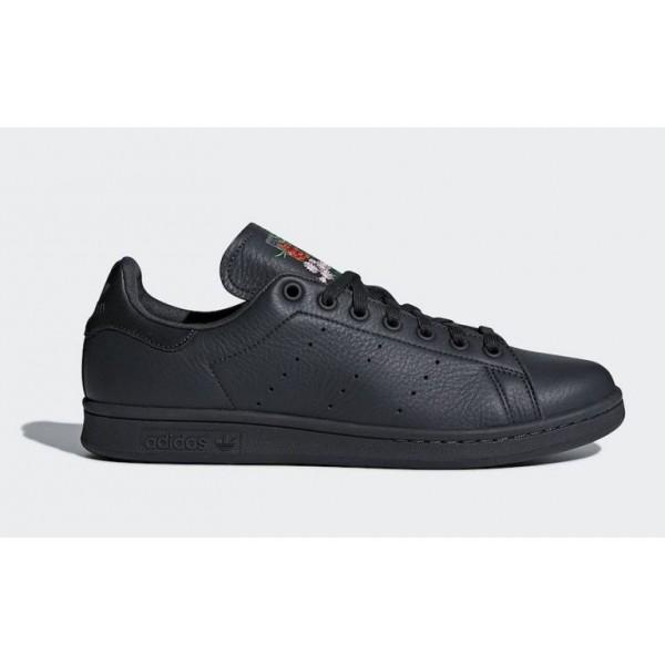 Adidas Herren Stan Smith Laufen Schuhe Schwarz CQ2...