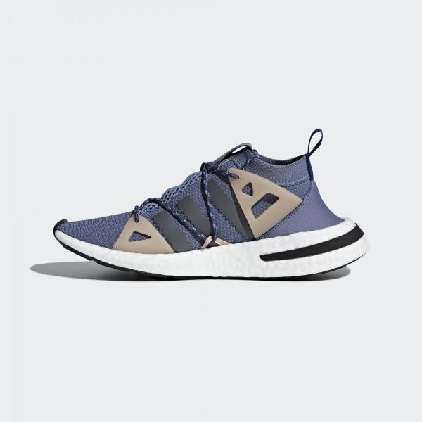 adidas Arkyn Damen Laufen Schuh Blau/Braun DA9606