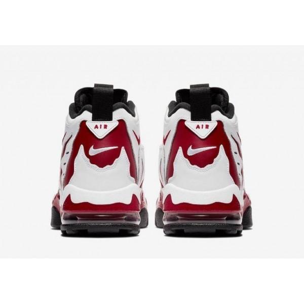 Nike Air DT Max 96 Herren Lebensstil Schuh Weiß/Rot 316408-161