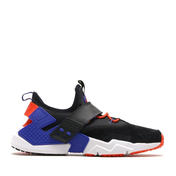 Nike Air Huarache Drift Prm Schwarz/Lila-Orange ah...