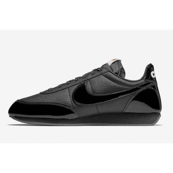 COMME des GARÇONS Schwarz Nike Night Track AQ3695-001