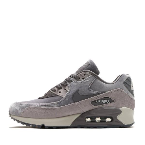 Nike Damen Air Max 90 Lx Grau/Grau-Grau 898512-007