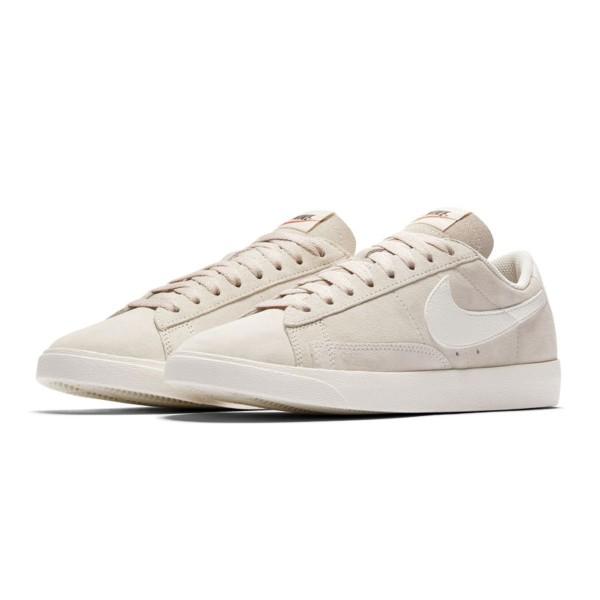 Nike Damen Blazer Low Grau/Beige-Beige aa3962-005