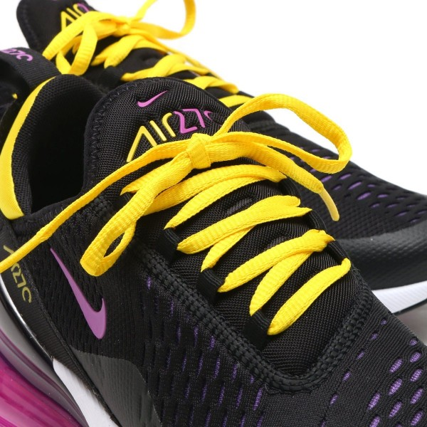 Nike Air Max 270 Schwarz/Hyper Magenta-Lila ah8050-006