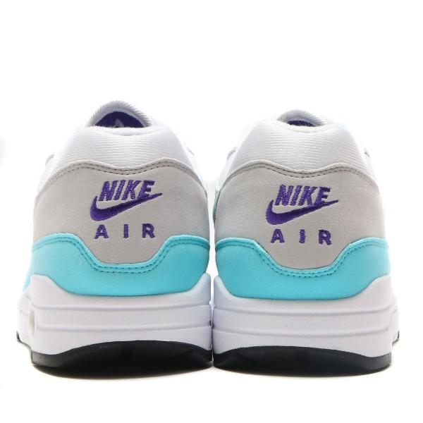 Nike Air Max 1 Anniversary Weiß/Grün-Grau-Schwarz 908375-105