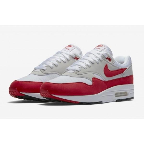 Nike Air Max 1 Anniversary Rot 908375-100