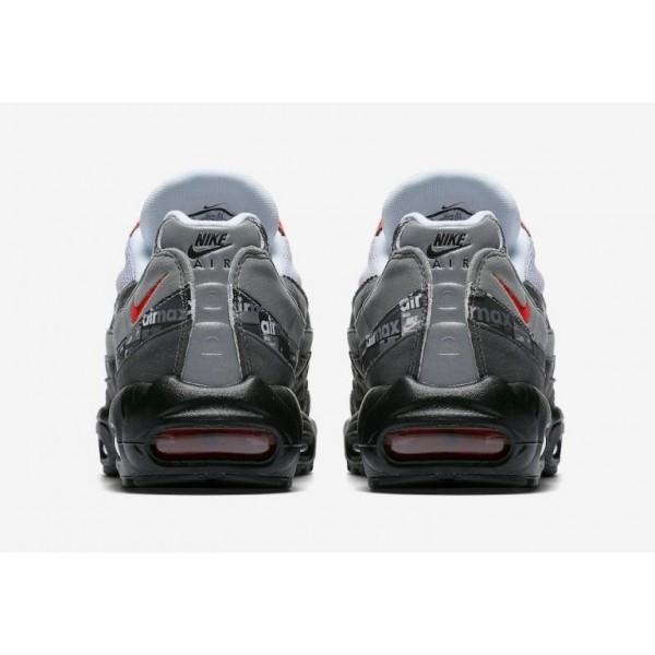 Atmos x Nike Air Max 95 We Love Nike Orange AQ0925-002