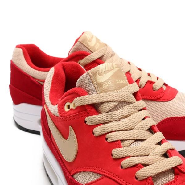 Nike Air Max 1 Premium Grau/Schwarz-Grau-Schwarz 8...