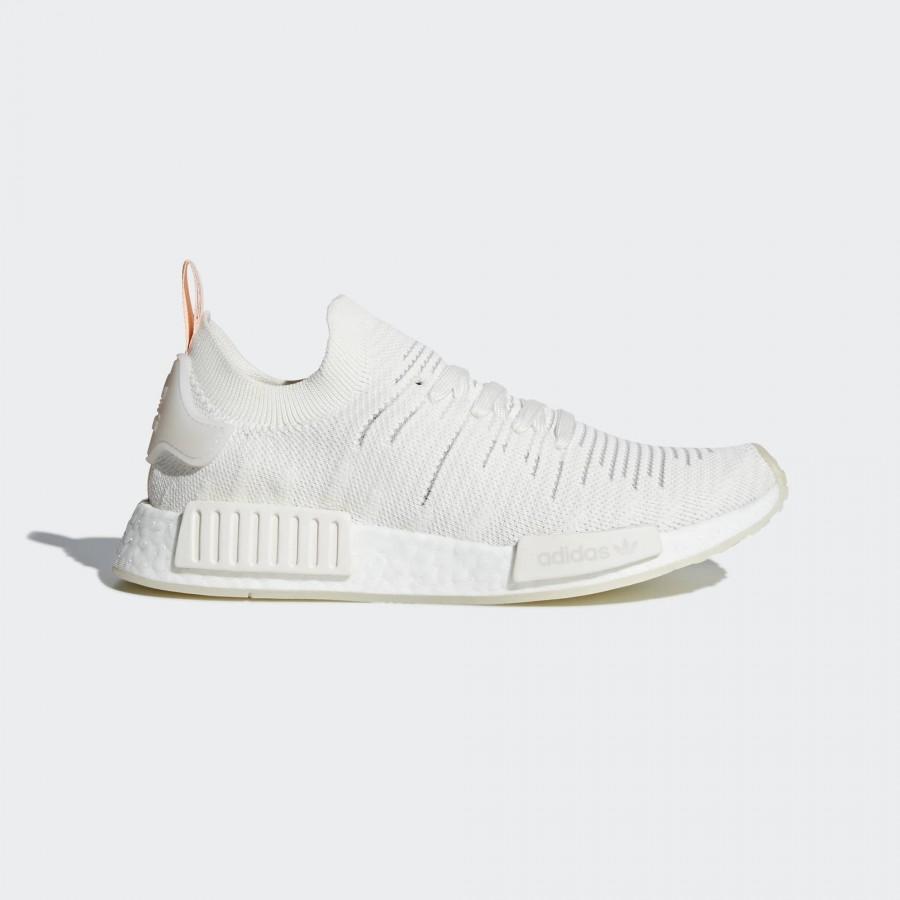 Details zu Adidas NMD Racer PK Primeknit grau CQ2443 Sneaker Originals Männer Schuhe