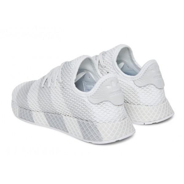 adidas Consortium Deerupt Runner Grau/Weiß AC7755