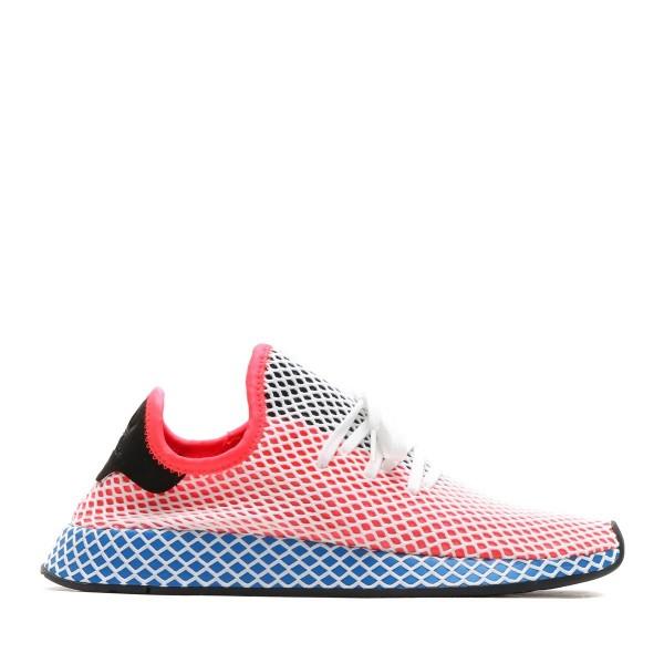 adidas Originals Deerupt Runner Rot/Rot/Blau cq262...