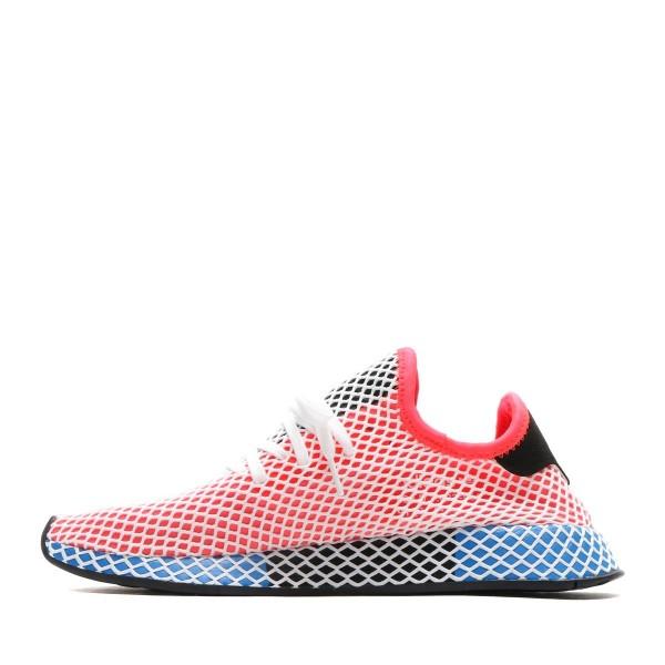 adidas Originals Deerupt Runner Rot/Rot/Blau cq2624