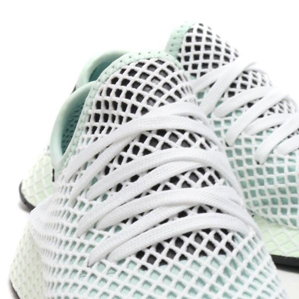 adidas Originals Deerupt Runner Damen Grün/Grün/Schwarz cq2911