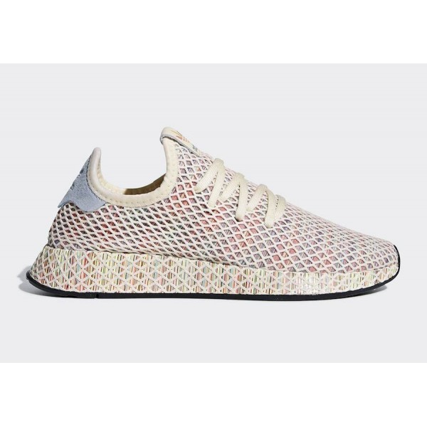 adidas Originals Deerupt Runner 'Pride Pack' Weiß...