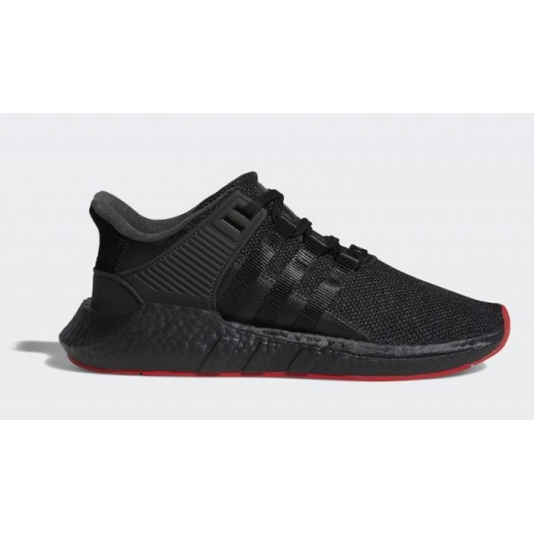 adidas Originals EQT Support 93/17 Schwarz Rot Car...