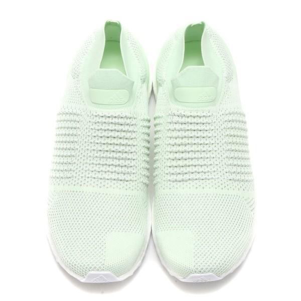 adidas Originals Ultraboost Laceless Ltd Grün/Grün/Weiß bb6223