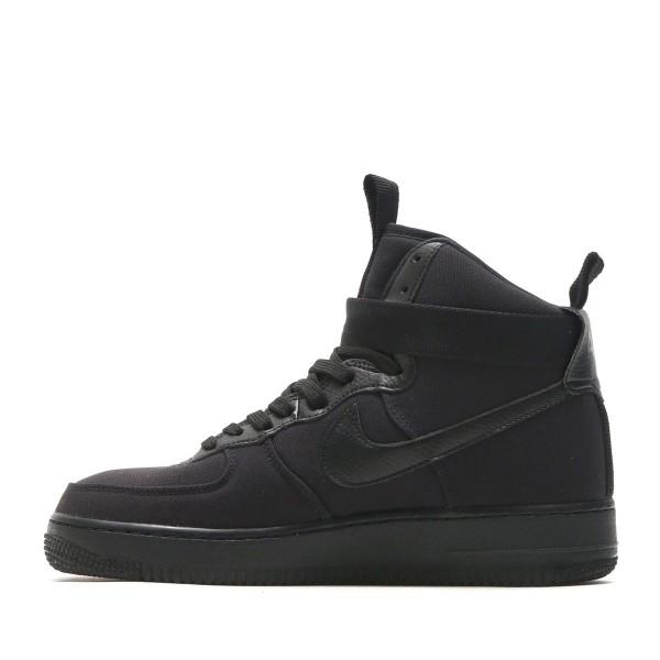 Nike Air Force 1 High '07 Canvas Schwarz/Schwarz-Schwarz ah6768-001
