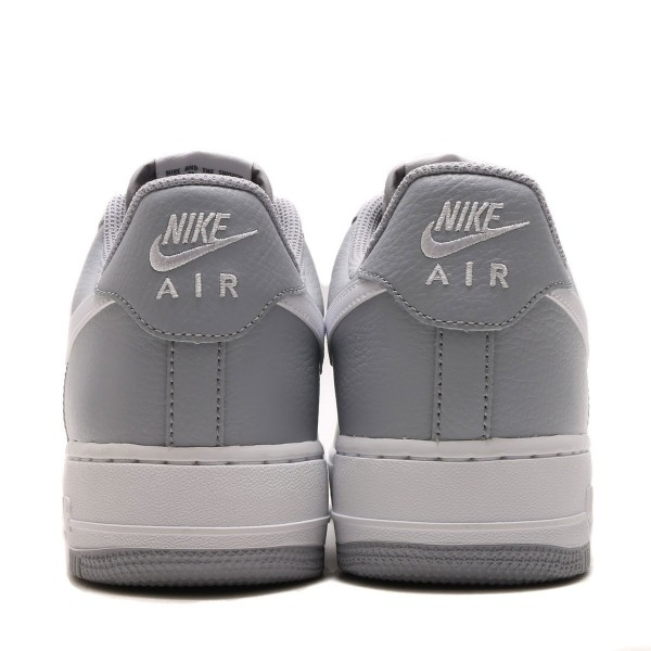 Nike Air Force 1 Grau/Weiß-Weiß 820266-018