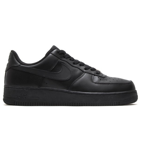 Nike Air Force 1 '07 Schwarz/Schwarz 315122-001